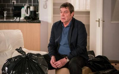 Richard Hawley talks about how it feels to lose his son as Johnny Connor in Coronation St
