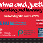 ABoB Manchester at the Crime and Justice Networking and Learning Fair – 18th March 2020
